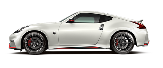 Photo of the Nissan 370Z® Nismo®.
