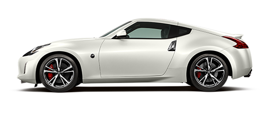Photo of the Nissan 370Z® Sport Touring Coupe.