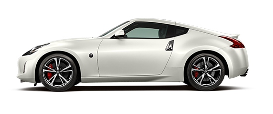 Photo of the Nissan 370Z® Coupe with Sport Package.